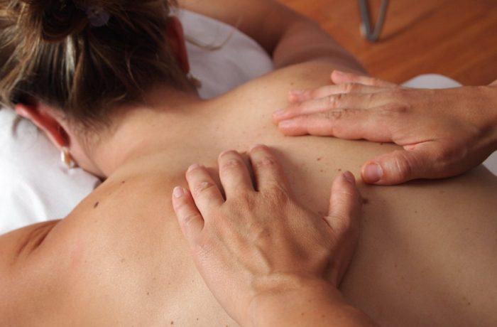 Lymfatická masáž