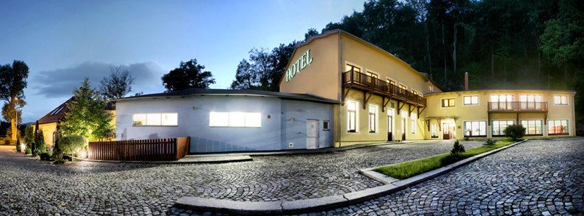 Hotel Výpřež in Děčín